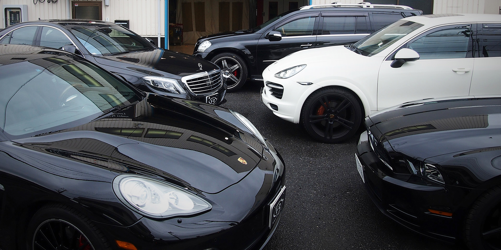 高級車販売 RIVET イメージ